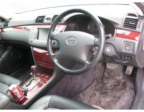 Toyota brevis фото 3