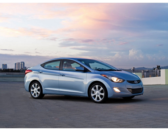 Photo of hyundai elantra