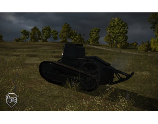 Картинки world of tanks renault ft 5