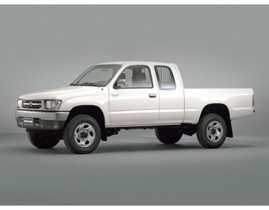 Фото toyota hilux pick up