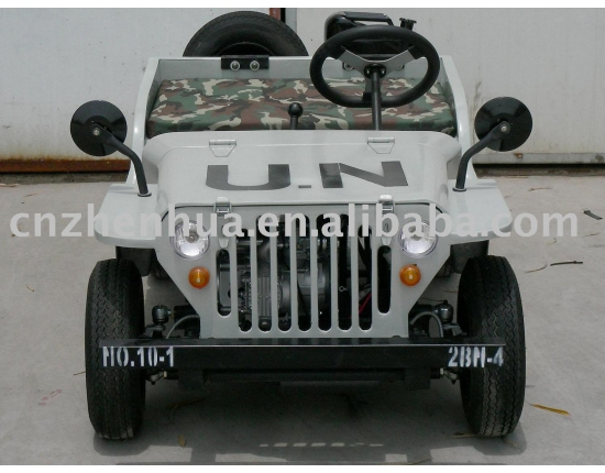 Photo restauration jeep willys