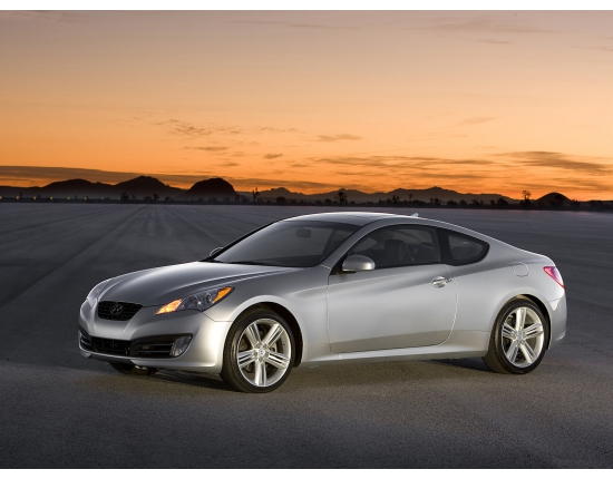 Photo hyundai genesis coupe 1