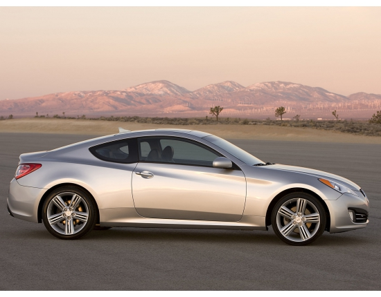 Photo hyundai genesis coupe 2
