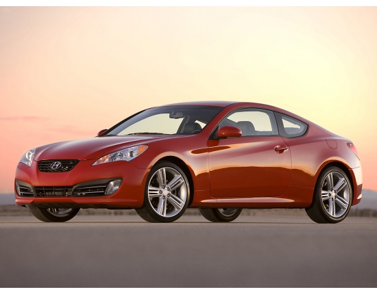 Photo hyundai genesis coupe 3