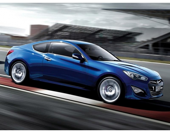 Photo hyundai genesis coupe 4