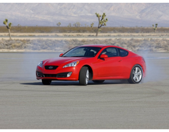 Photo hyundai genesis coupe 5