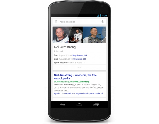 Google image upload search iphone 4