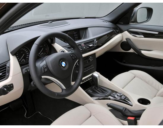 Photo interieur bmw x1