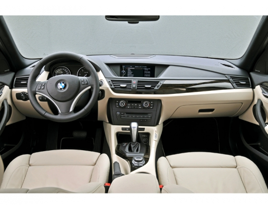 Photo interieur bmw x1 2
