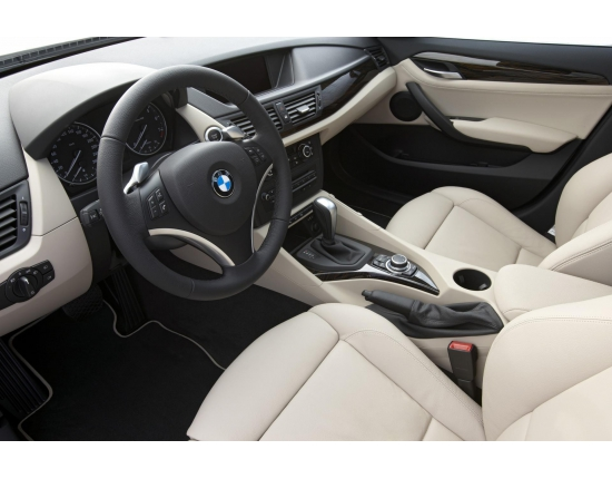 Photo interieur bmw x1 4