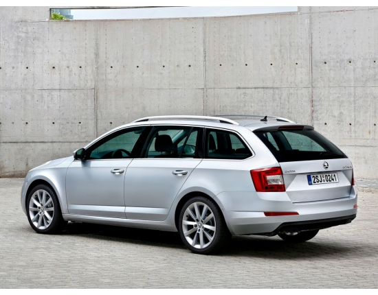 Photo nouvelle skoda octavia 2013