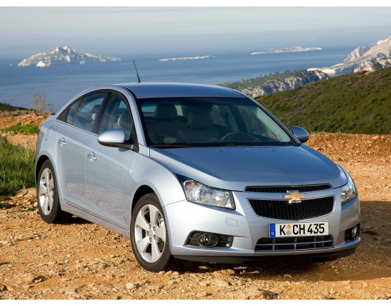 Photo of chevrolet cruze 2