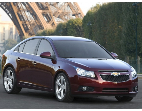 Photo of chevrolet cruze 4