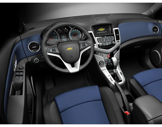 Photo of chevrolet cruze 5