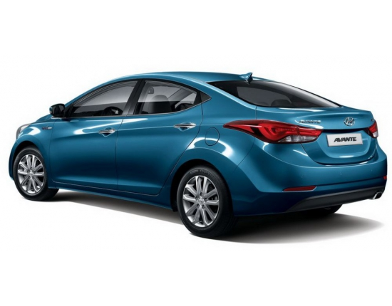 Photo hyundai elantra 2014 2