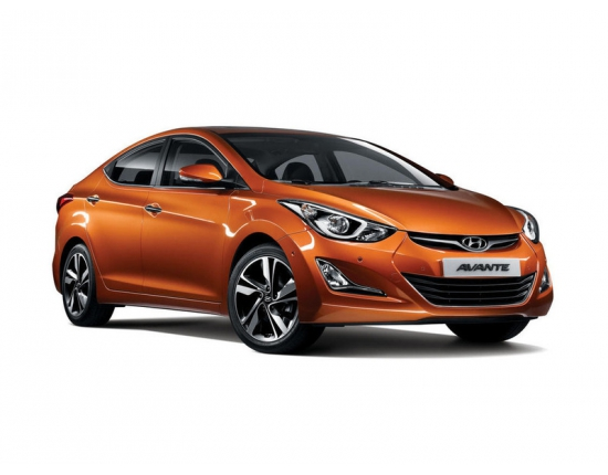 Photo hyundai elantra 2014 3
