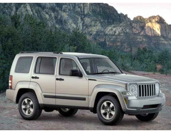 Photo jeep liberty 2009