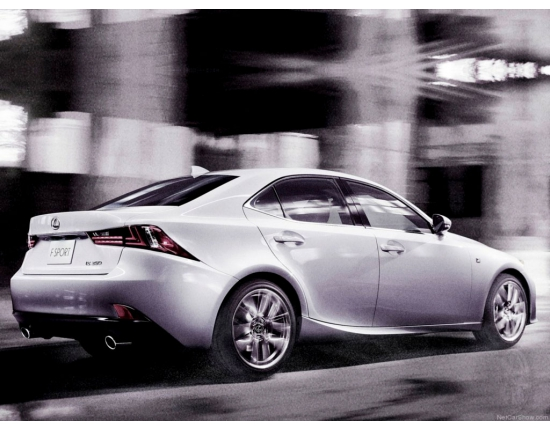 Photo new lexus 2