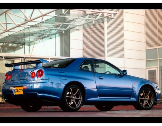 Photo nissan skyline 5