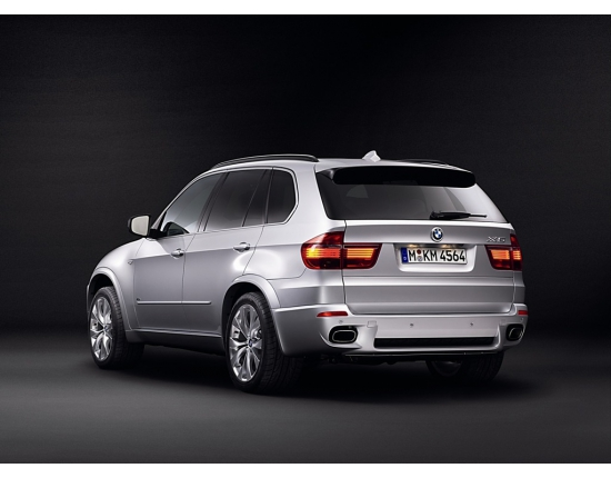 Photo voiture bmw x8 2