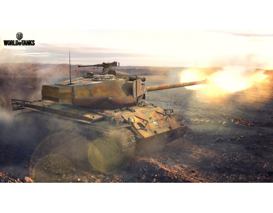 Картинки world of tanks 1366x768 5