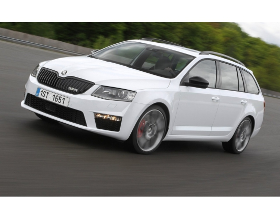Photo nouvelle skoda octavia 3