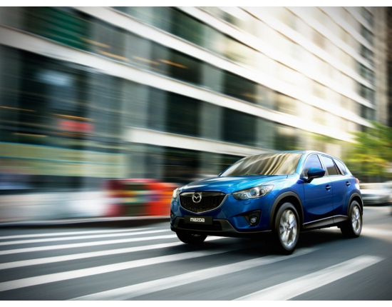 Photo nouveau mazda cx 5