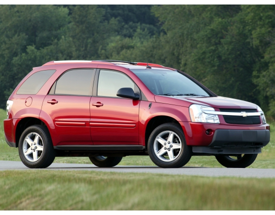 Photo of chevrolet equinox 5