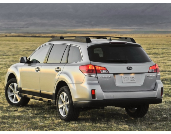 Photo subaru outback 2013