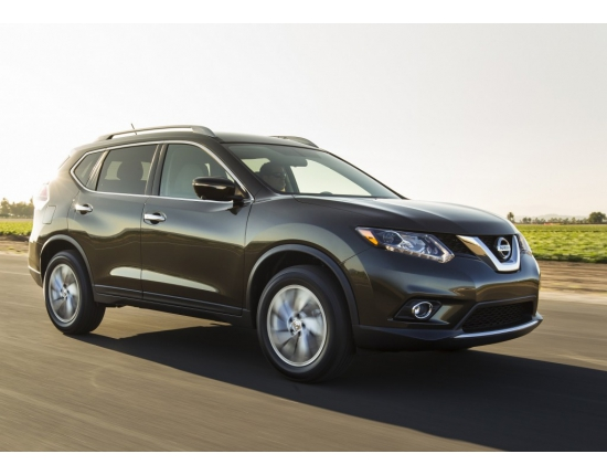 Photo nissan rogue 2014