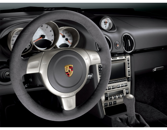 Photo interieur porsche cayman 3