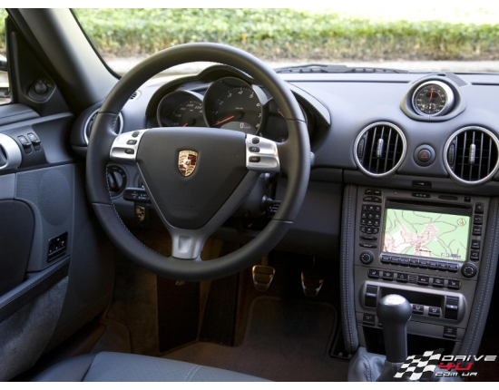 Photo interieur porsche cayman 4