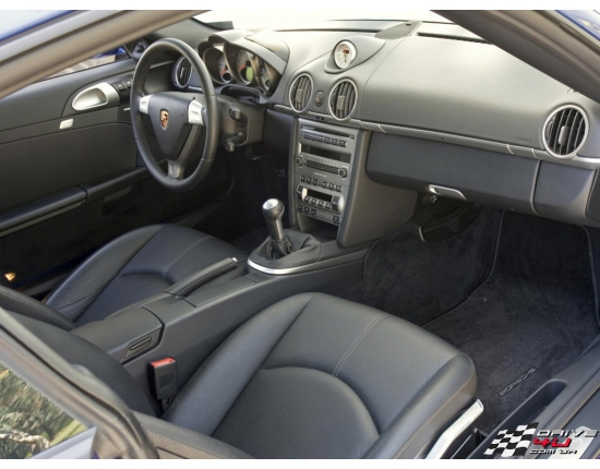 Photo interieur porsche cayman 5