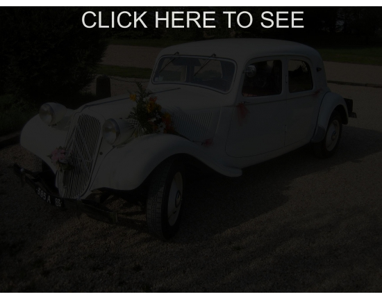 Image citroen traction 1