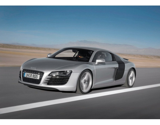 Image of audi r8 1