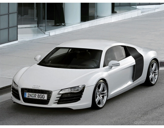 Image of audi r8 4