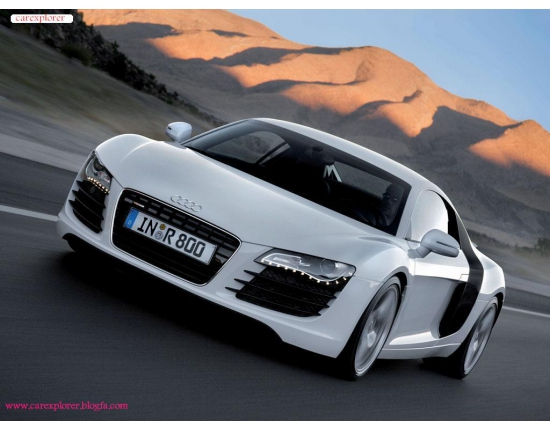 Image of audi r8 5