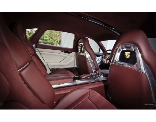 Photo interieur porsche panamera 3