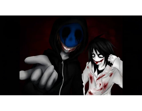 Картинки jeff the killer аниме