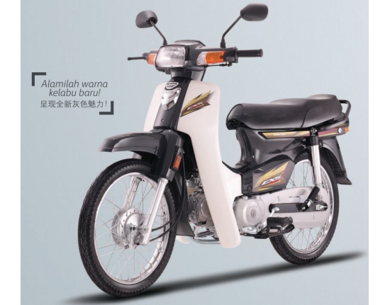 Photo honda ex5 3