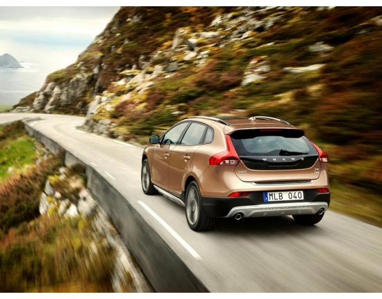 Фото volvo v40 cross country 5