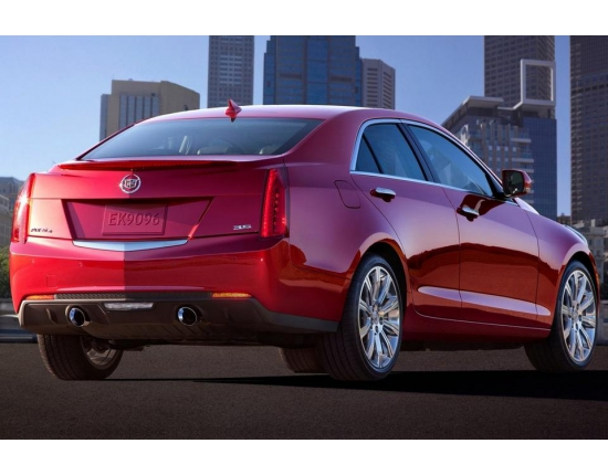 Photo cadillac ats 2