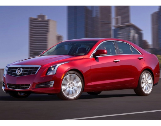 Photo cadillac ats 3