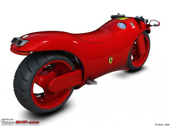 Image of ferrari bike 2