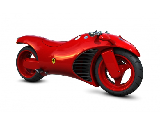 Image of ferrari bike 3