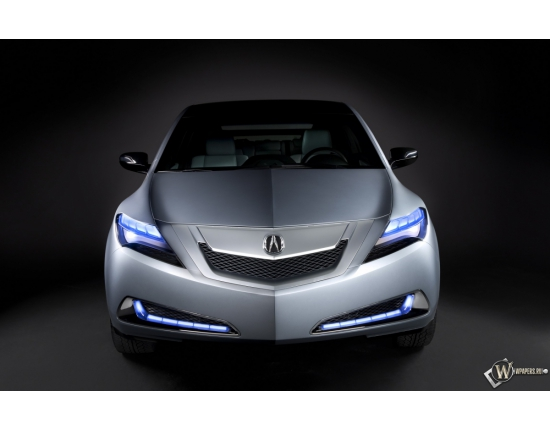Image of acura zdx 3