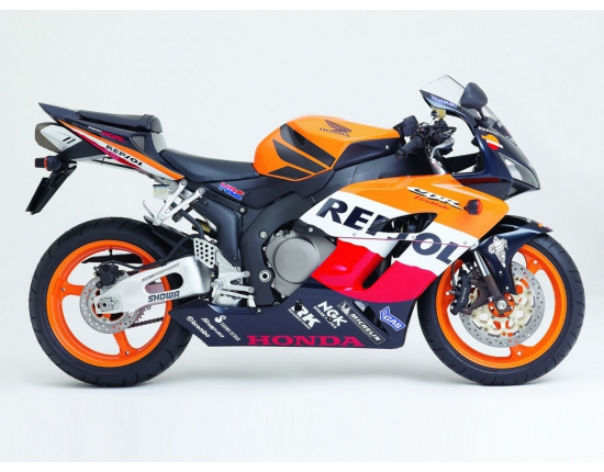 Photo honda repsol
