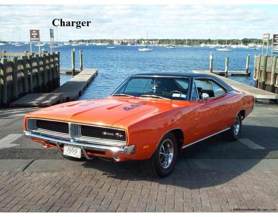 Image dodge charger 1969 1