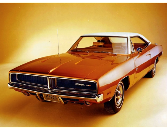 Image dodge charger 1969 4