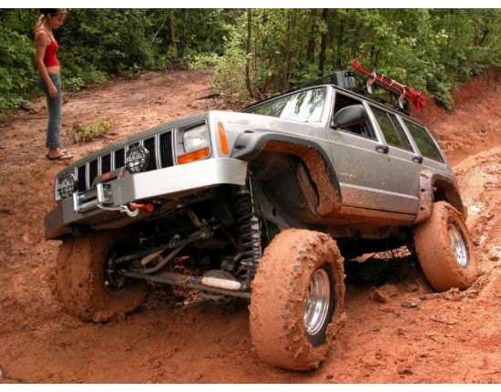 Photo jeep off road 2